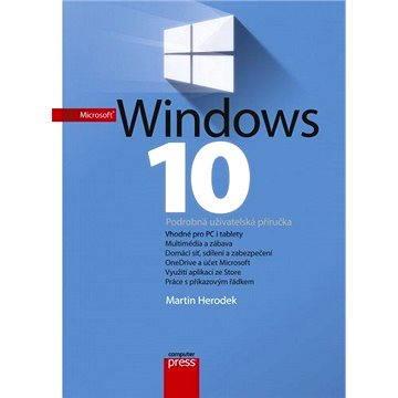 Microsoft Windows 10 (978-80-251-4595-1)