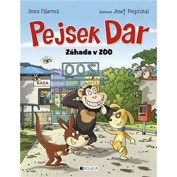 Pejsek Dar – Záhada v ZOO (978-80-253-2533-9)
