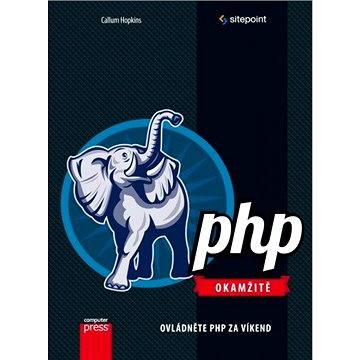 PHP Okamžitě (978-80-251-4196-0)