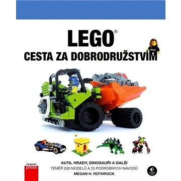 LEGO Cesta za dobrodružstvím 1 (978-80-251-4120-5)