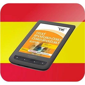 Velký španělsko-český/ česko-španělský slovník (pro PocketBook) (999-00-016-1004-3)