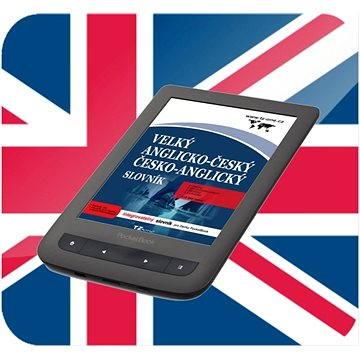 Velký anglicko-český/ česko-anglický slovník (pro PocketBook) (999-00-016-1045-6)