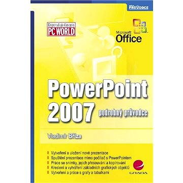PowerPoint 2007 (978-80-247-2178-1)