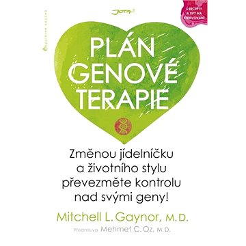 Plán genové terapie (978-80-746-2980-8)