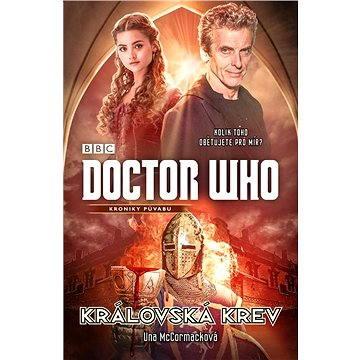 Doctor Who: Královská krev (978-80-746-2995-2)