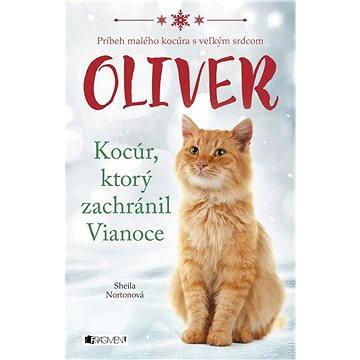 Oliver - kocúr, ktorý zachránil Vianoce (SK) (978-80-564-0213-9)