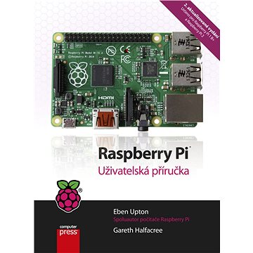 Raspberry Pi (978-80-251-4819-8)