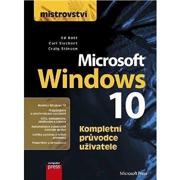 Mistrovství - Microsoft Windows 10 (978-80-251-4869-3)