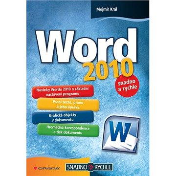 Word 2010 (978-80-247-3497-2)
