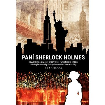 Paní Sherlock Holmes (978-80-264-2018-7)