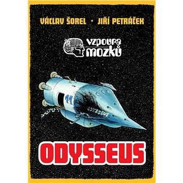 Vzpoura mozků 3: Odysseus komiks (978-80-759-7184-5)