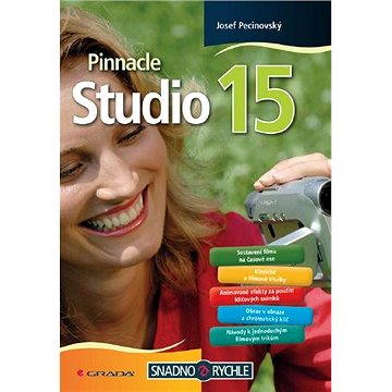 Pinnacle Studio 15 (978-80-247-3987-8)