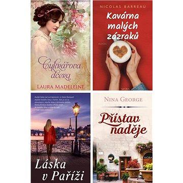 4 romány pro ženy za výhodnou cenu
