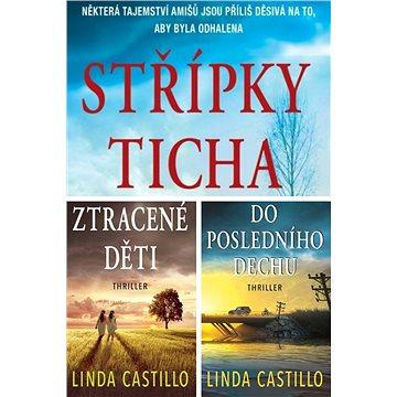 3 krimi romány Lindy Castillo za výhodnou cenu