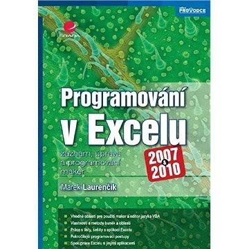 Programování v Excelu 2007 a 2010 (978-80-247-3448-4)