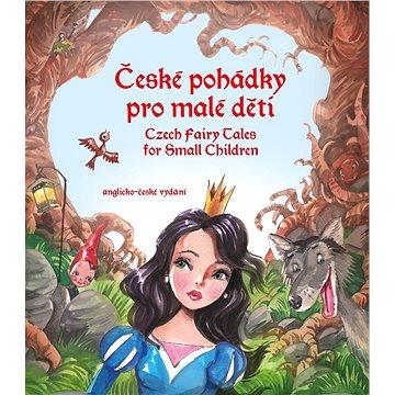České pohádky pro malé děti - angličtina (978-80-266-1476-0)