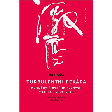 Turbulentní dekáda (978-80-204-5429-4)