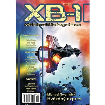 XB-1 2019/1 (999-00-020-3203-5)