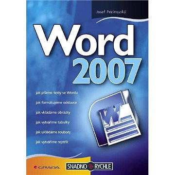 Word 2007 (978-80-247-1958-0)