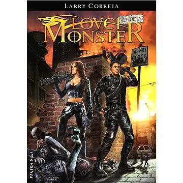 Lovci monster: Vendeta (978-80-739-8218-8)