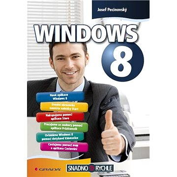 Windows 8 (978-80-247-4338-7)