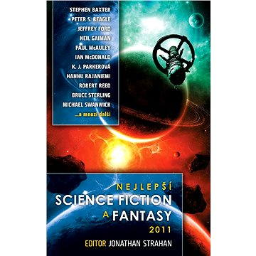 Nejlepší science fiction a fantasy 2011 (978-80-719-3363-2)