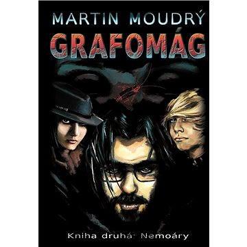 Grafomág, Kniha druhá: Nemoáry (978-80-85951-72-1)