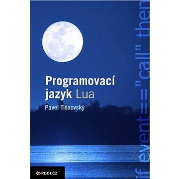 Programovací jazyk Lua (999-00-001-2651-4)