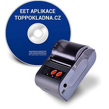 HPRT MPT-II Bluetooth + EET aplikace (44332216)
