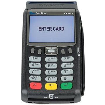 FiskalPRO VX675 GSM s baterií (M265-773-C3-EUF-3)
