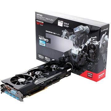 SAPPHIRE NITRO Radeon R9 FURY 4GB HBM Back Plate (11247-04-40G)