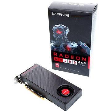 SAPPHIRE Radeon RX 480 8GB (21260-00-20G)