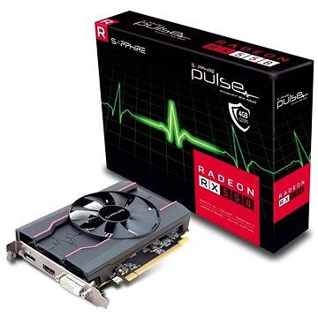 SAPPHIRE PULSE Radeon RX 550 4G OC (11268-15-20G)