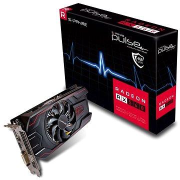 SAPPHIRE PULSE Radeon RX 560 4G OC (11267-18-20G)
