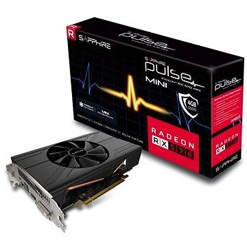 SAPPHIRE PULSE Radeon RX 570 MINI ITX (11266-34-20G)