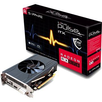 SAPPHIRE PULSE Radeon RX 570 ITX 8GD5 (11266-37-20G)