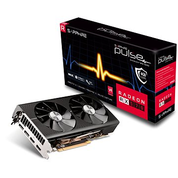 SAPPHIRE PULSE Radeon RX 570 OC 4G (11266-67-20G)
