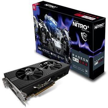 SAPPHIRE NITRO+ Radeon RX 580 OC 8G (11265-01-20G)