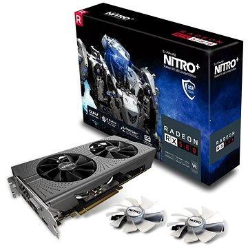 SAPPHIRE NITRO+ Radeon RX 580 Limited Edition 8G (11265-00-40G)