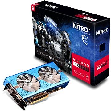 SAPPHIRE NITRO+ Radeon RX 590 Special Edition (11289-01-20G)