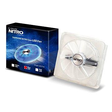 Sapphire Nitro Gear LED FAN modrý (4N001-01-20G)