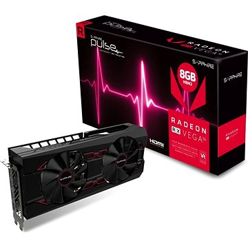 SAPPHIRE PULSE Radeon RX Vega 56 8G HBM2 (11276-02-40G)