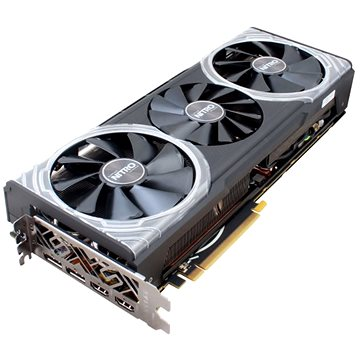 SAPPHIRE NITRO+ Radeon RX Vega 64 8G HBM2 (11275-00-40G)