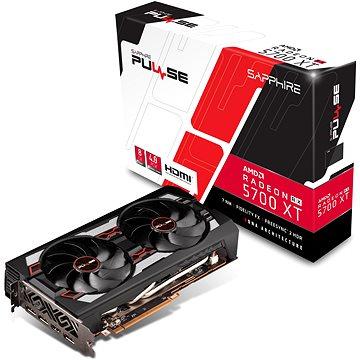 Sapphire PULSE Radeon RX 5700XT 8G (11293-01-20G)