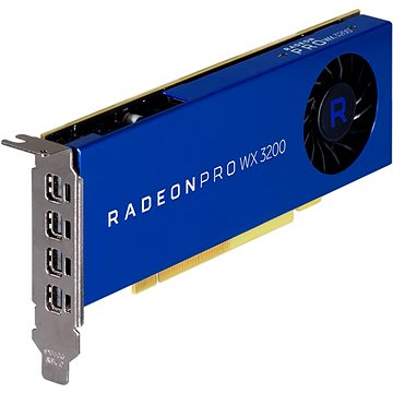 AMD Radeon Pro WX 3200 (100-506115)