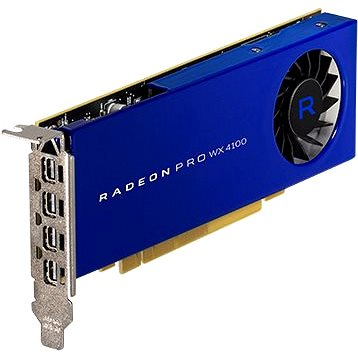 AMD Radeon Pro WX4100 Workstation Graphics (100-506008)