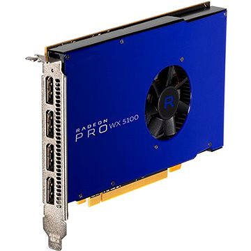 AMD Radeon Pro WX5100 Workstation Graphics (100-505940)