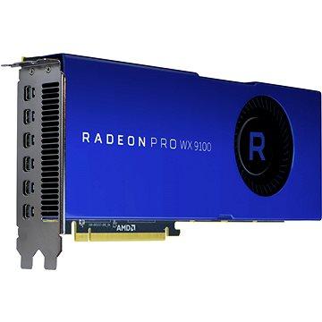 AMD Radeon Pro WX9100 Workstation Graphics (100-505983)
