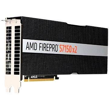 AMD FirePro S7150x2 Reverse Airflow (100-505951)