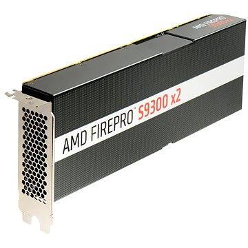 AMD FirePro S9300x2 Reverse Airflow (100-505950)